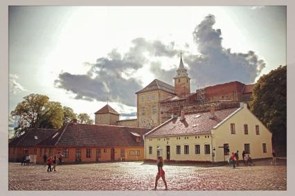 Akershus Castle.
