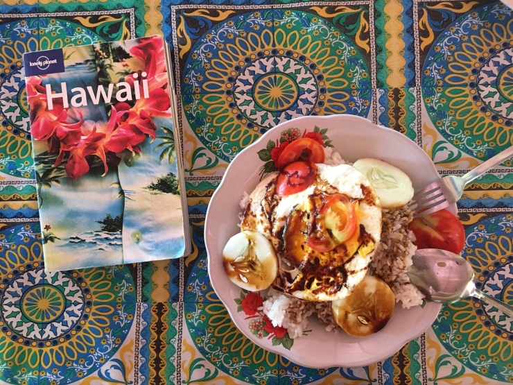Hawai'i already on our mind... the next adventure is coming up shortly.