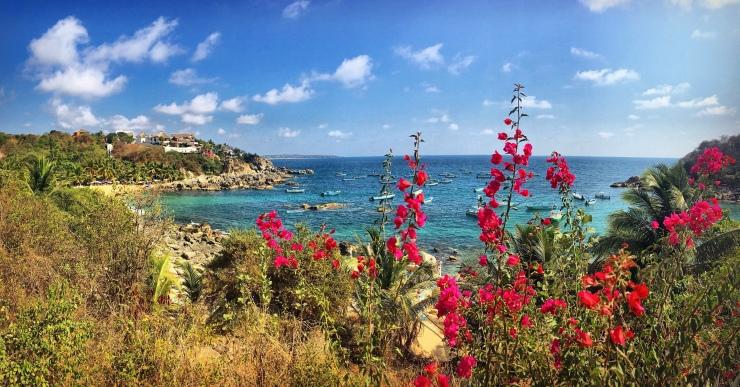 Puerto Escondido – not so hidden anymore.