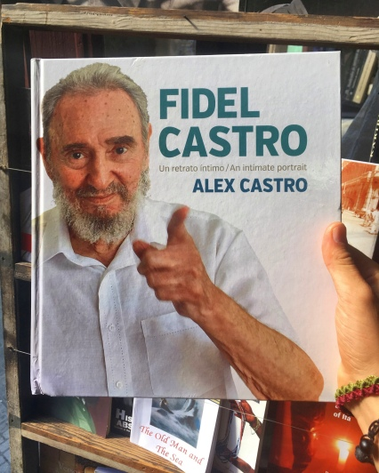 "A better title might have been: ""Fit in old age! – with Fidel Castro""."